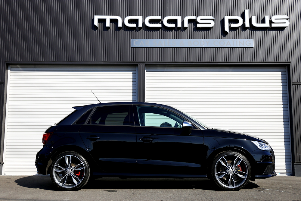 Audi S1/8X & 祝納車!!