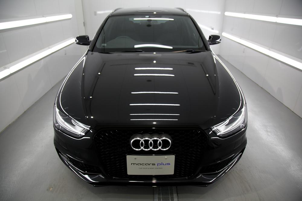 Audi A4/B8.5 Avant & 祝納車!!