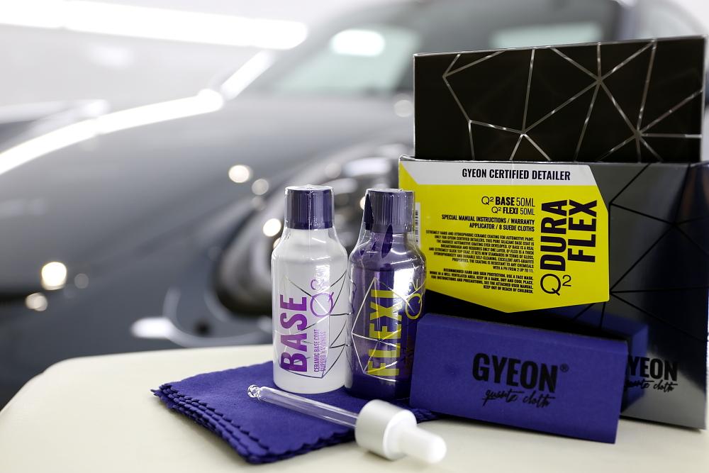 Porsche991.2/GT3 & GYEON DURA FLEXコーティング施工!!