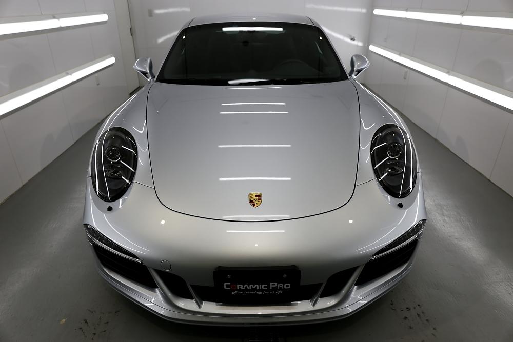 PORSCHE 991Carrera4 GTS