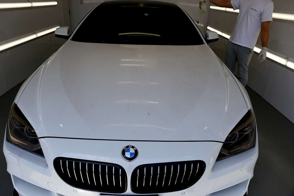 GW休暇のお知らせ & BMW F06/640iGC & ボディ定期メンテナンス施工!!