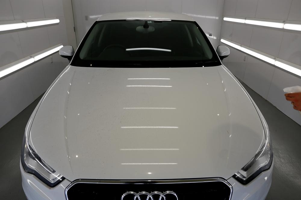 Audi A3/8V & 磨き・コーティング・メンテナンス施工!!