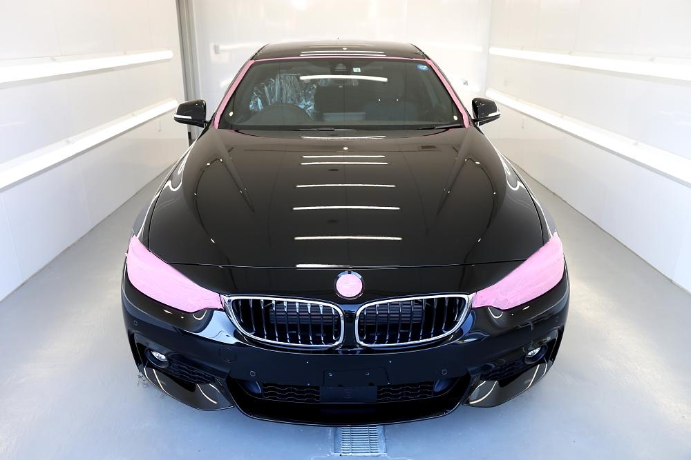 BMW F36/420iGC & 鏡面磨き施工+mp+2層カーボンコート施工!!