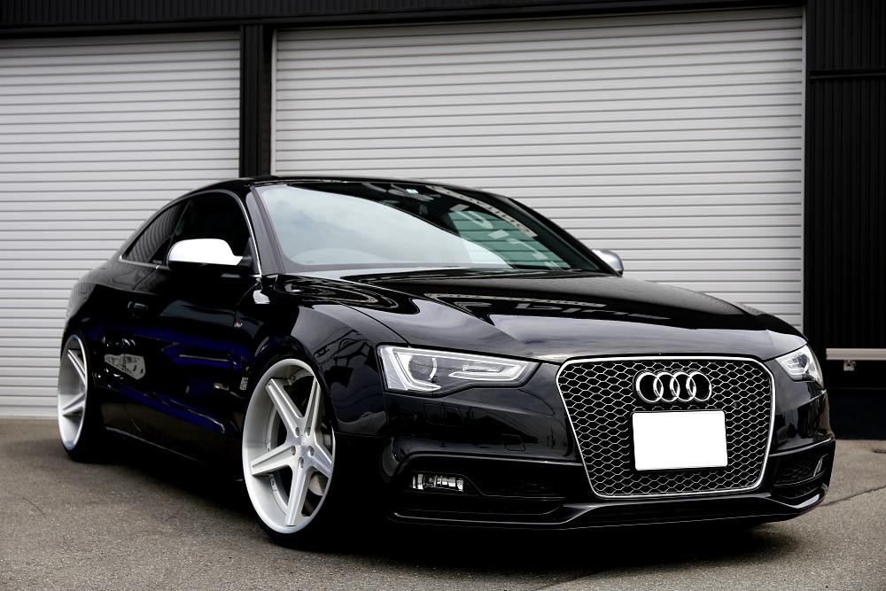 Audi A5/B8.5 Coupe S-LINE