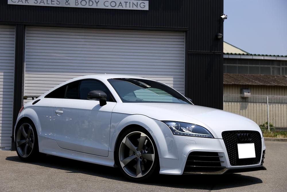 Audi TTRS/8J Coupe