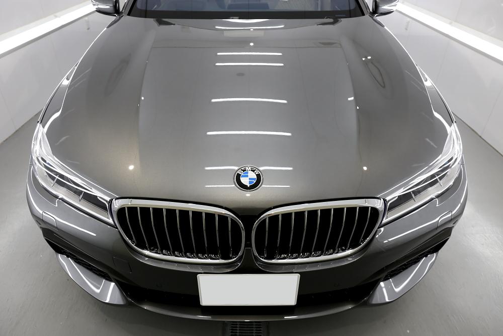 BMW G11/740d M-Sport