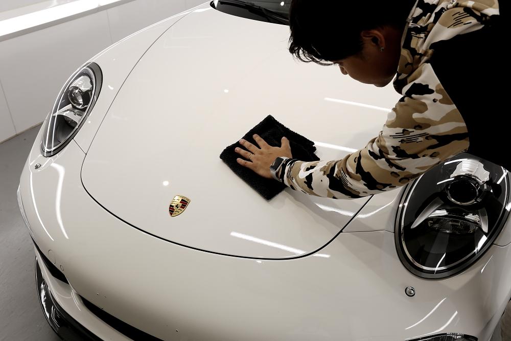 Porsche911/991カレラS