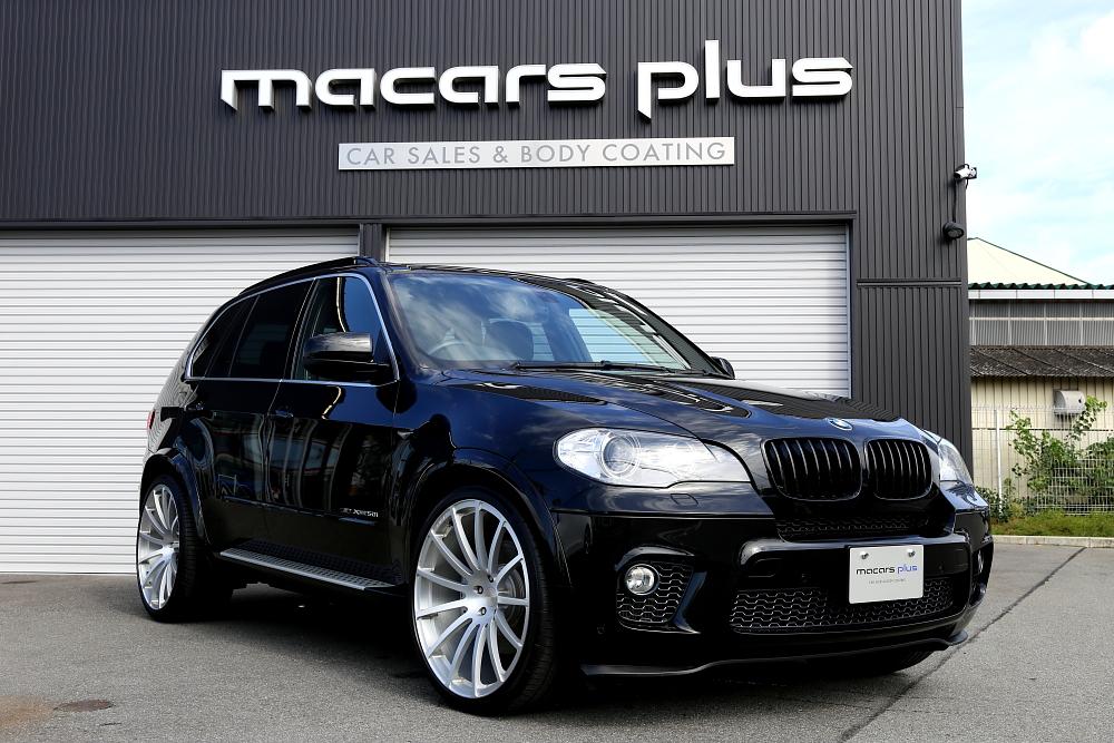 BMW E70/X5 50i M-Sport & 祝納車!!