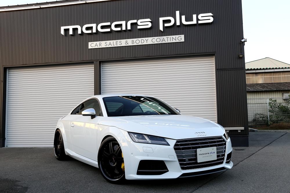 Audi TTS/8S & 新着入庫車輌!!