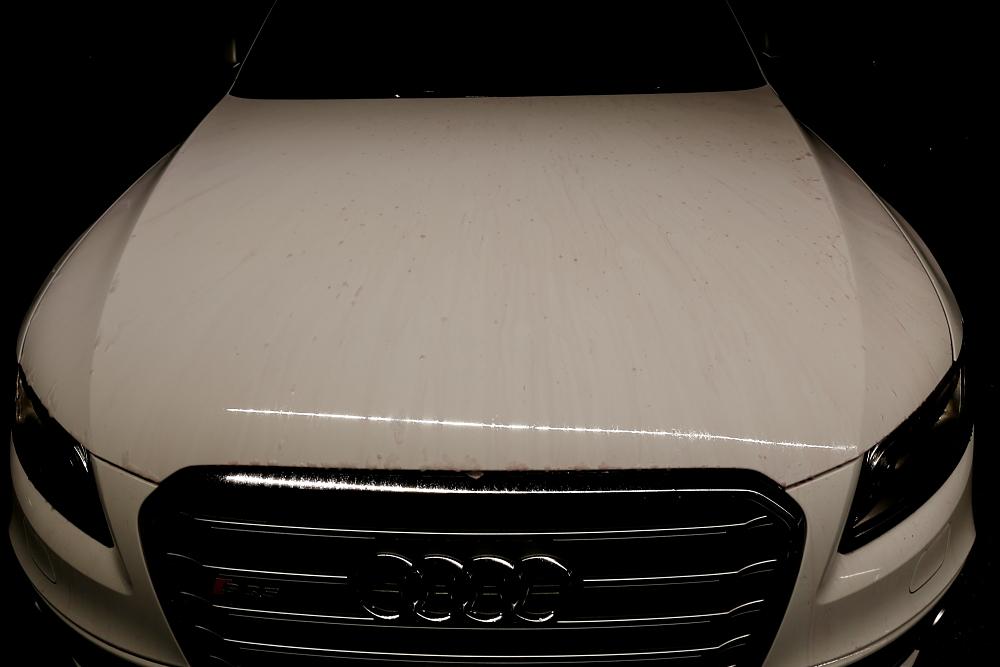 Audi SQ5/8R & 磨き・コーティング・メンテナンス施工!!