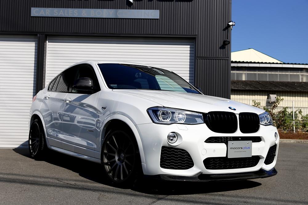 BMW F26/X4 M-SPORT