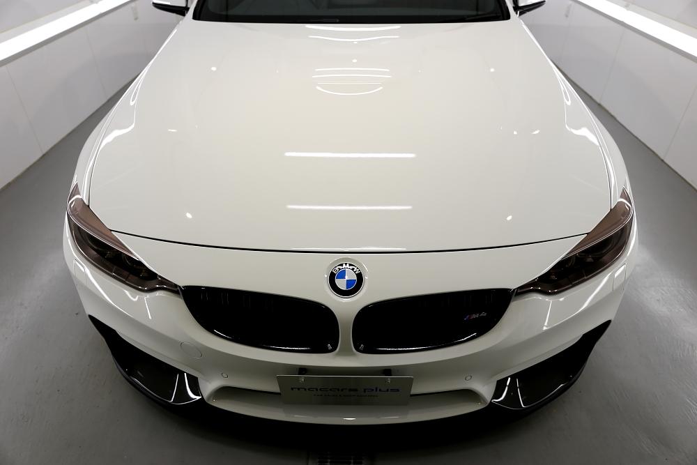 BMW F36/420GC M4フェイス