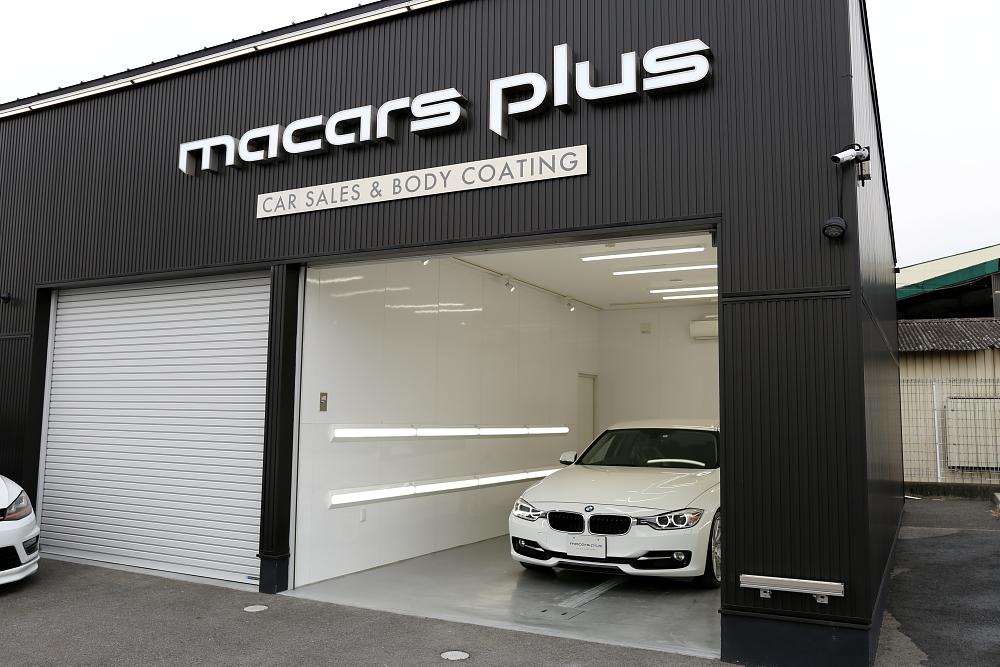 BMW F30/320 & 鏡面磨き施工+mp+コーティング施工!!