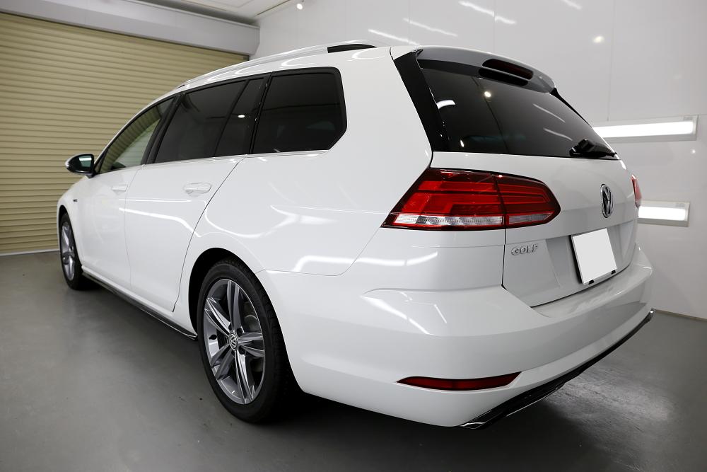 VW MK7.5 R-LINE Variant
