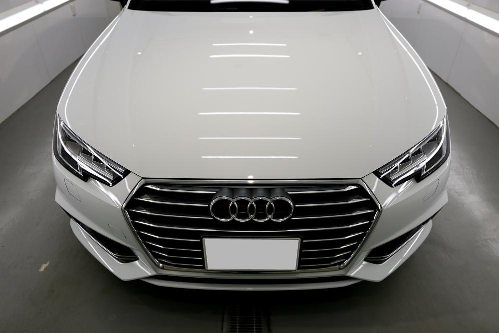 Audi A4/B9 S-LINE Avant