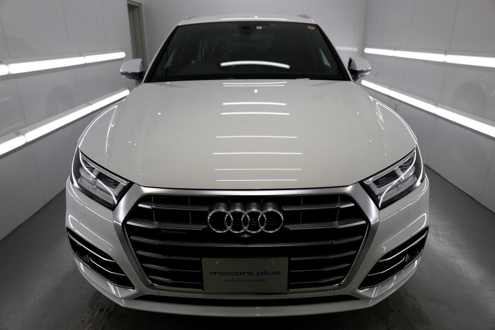 Audi Q5後期 S-LINE