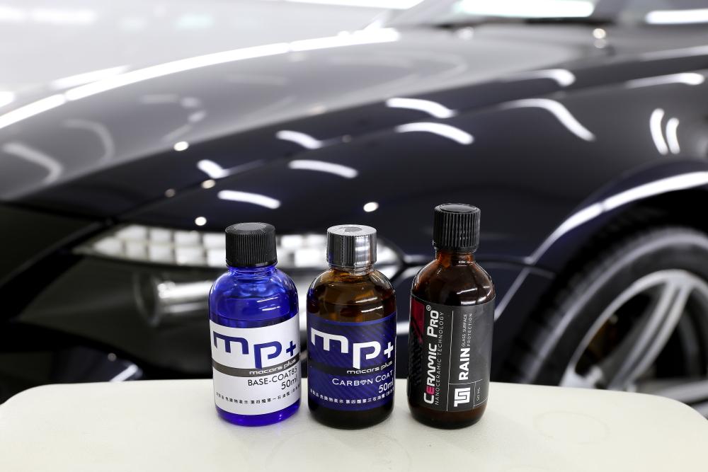 BMW E63/M6 & 鏡面磨き施工+mp+2レイヤーコーティング施工!!