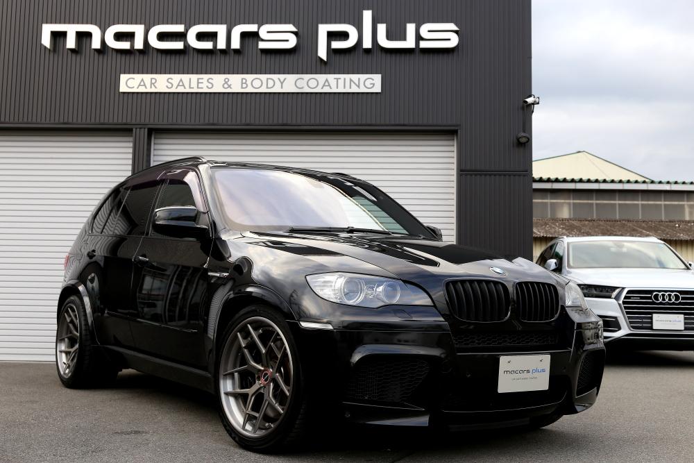 BMW E70/X5M & 祝納車!!
