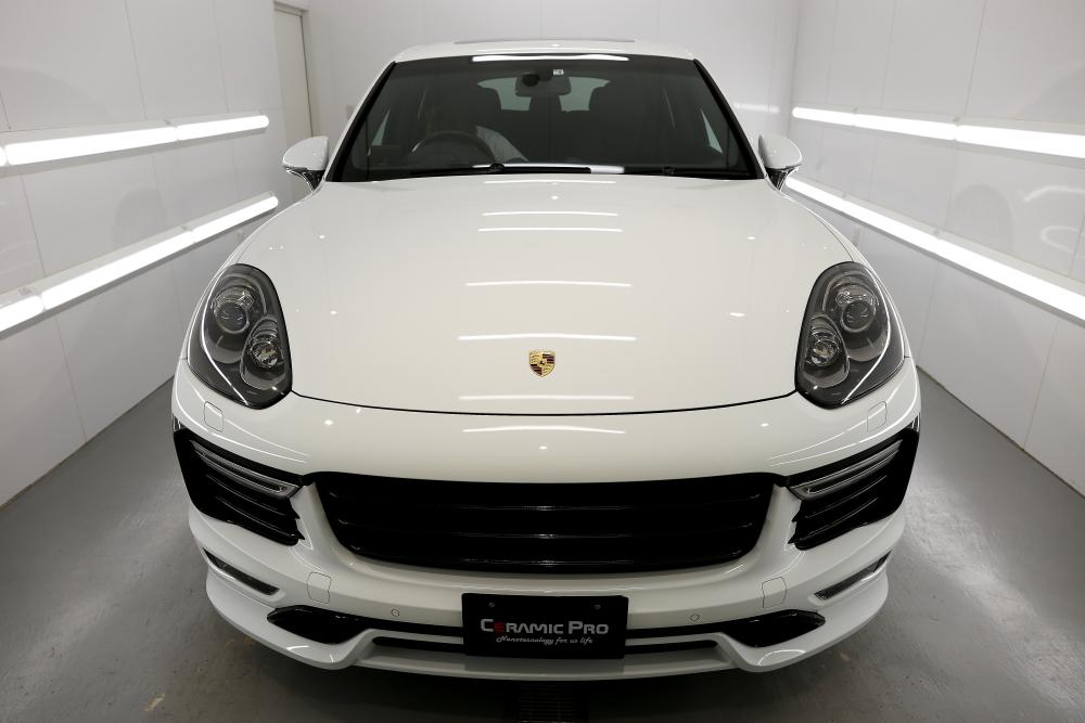 Porscheカイエン/958後期 GTS