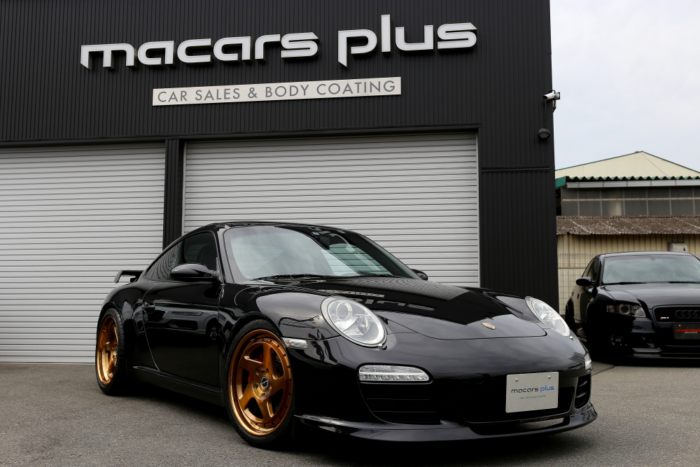Porsche911/997カレラS & 新着入庫車輛!!