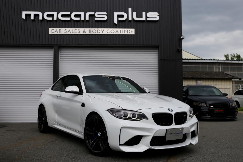 BMW F87/M2 Coupe & 新着入庫車輛!!