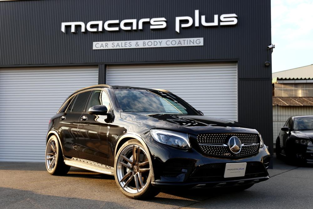 M-BENZ GLC250 4マチックスポーツ & 新着入庫車輛!!