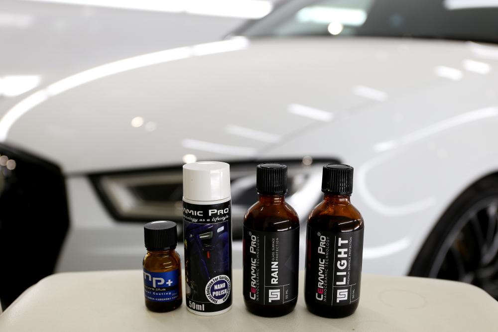 Audi RS3/8V SEDAN & コーティング・メンテナンス施工!!