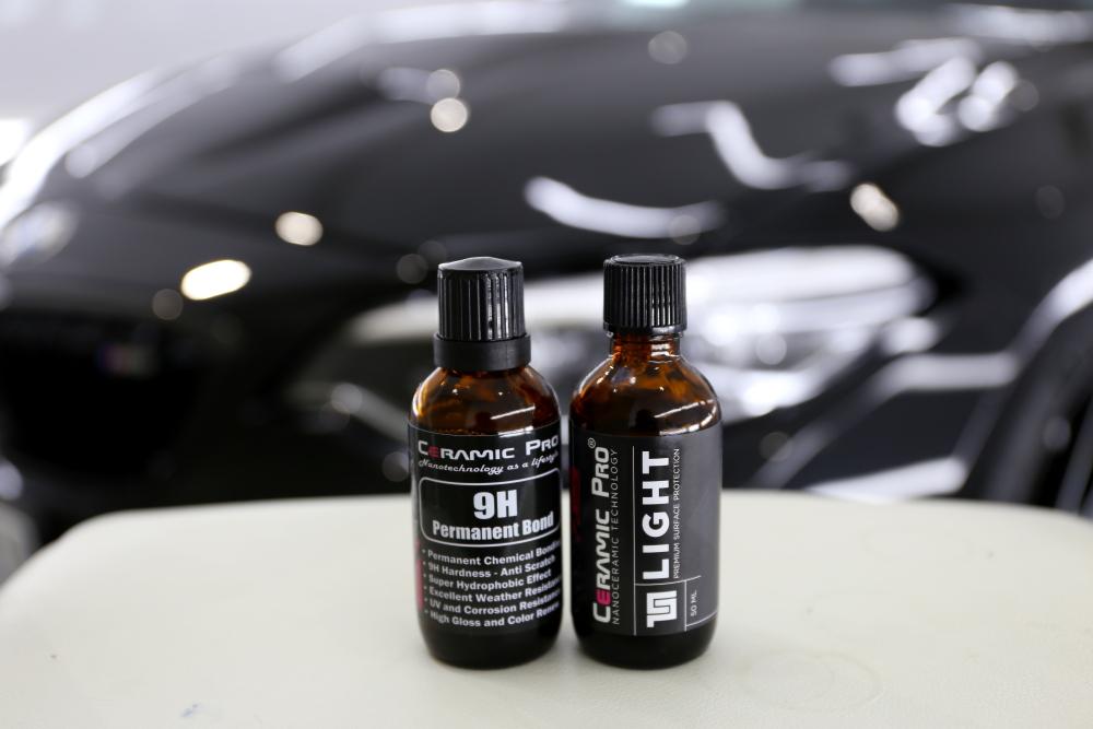 BMW F87N M2コンペティション & カーボンフード+磨き・9Hコーティング施工!!