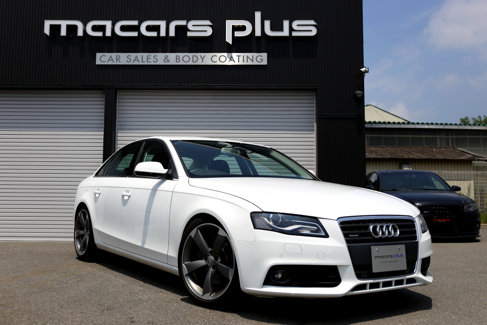 Audi A4/B8 Sedan & 新着入庫車輛!!