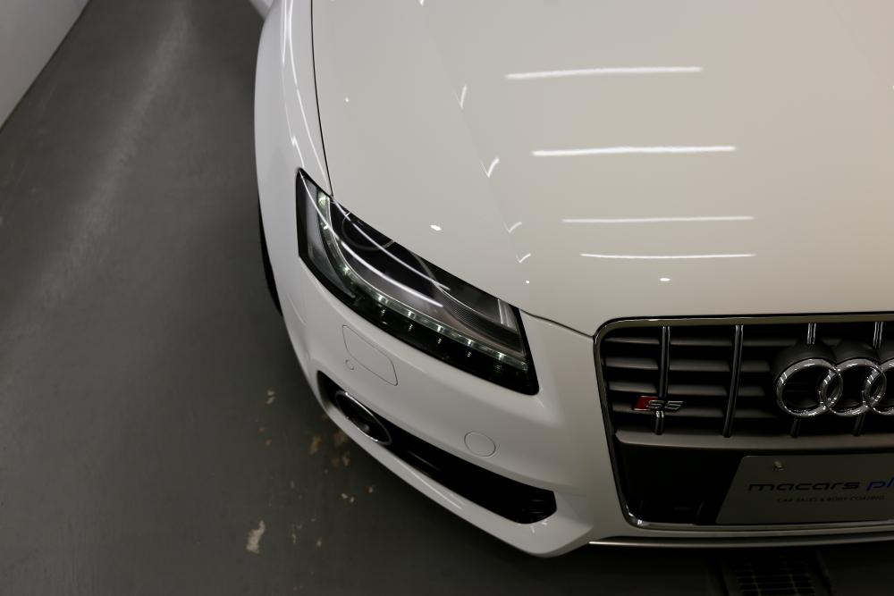 Audi S5/B8 V8 Coupe