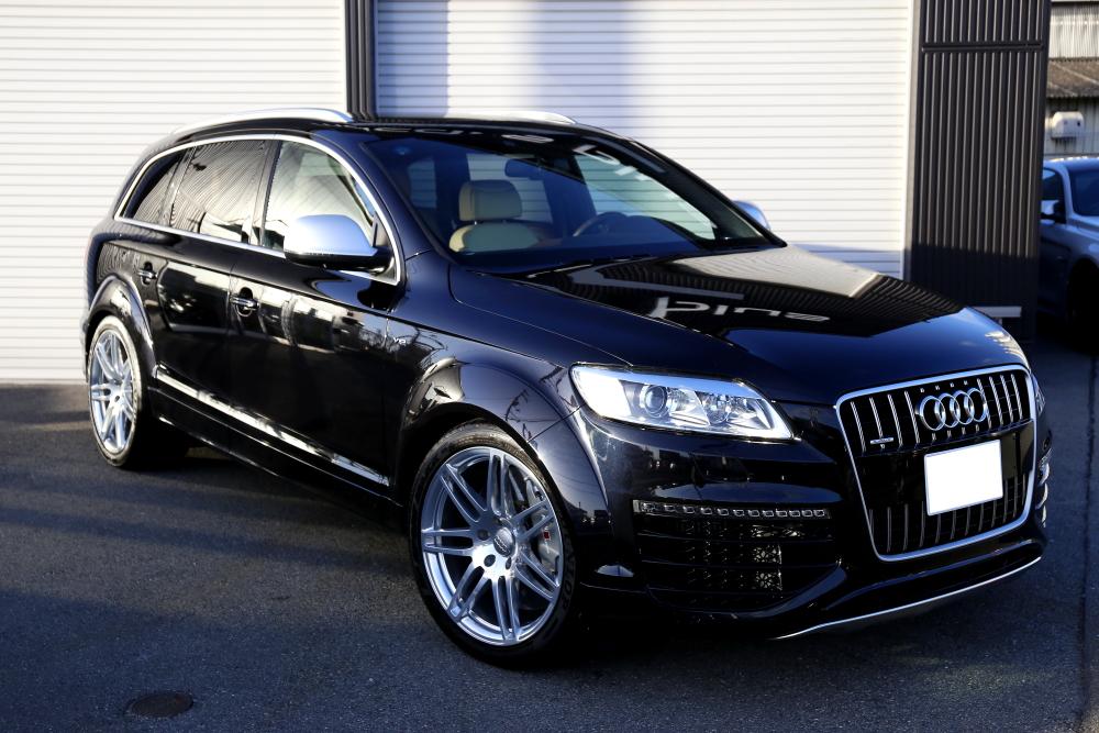 Audi Q7/V12TDI