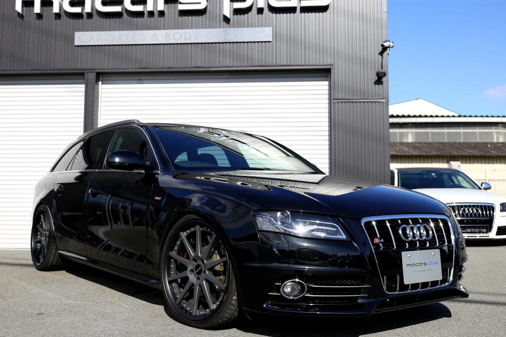 Audi A4/B8 S-line Avant