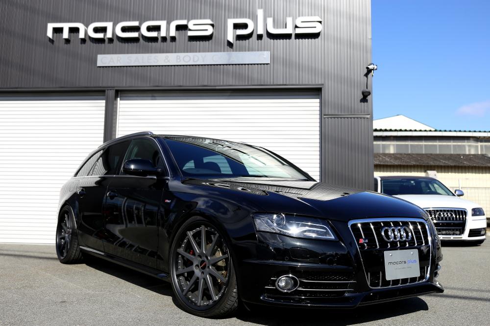 Audi A4/B8 S-line Avant & 祝納車!!
