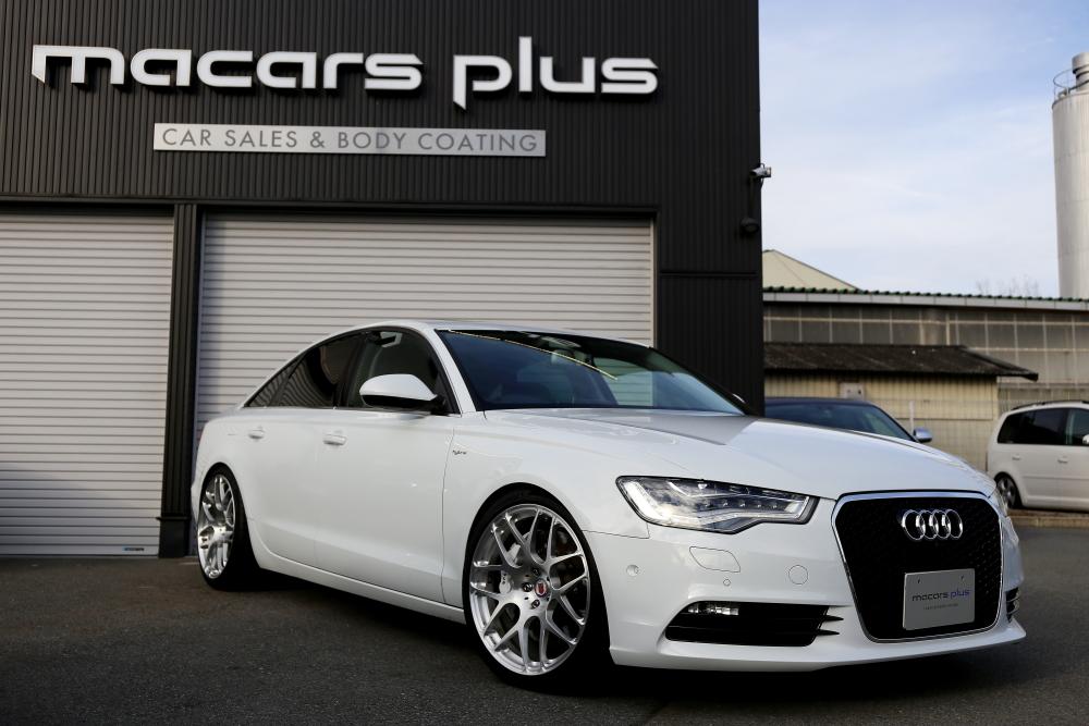 Audi A6/4G Hybrid & 新着入庫車輛!!