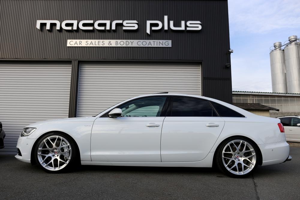 Audi A6/ハイブリット(C7) & 祝納車!!