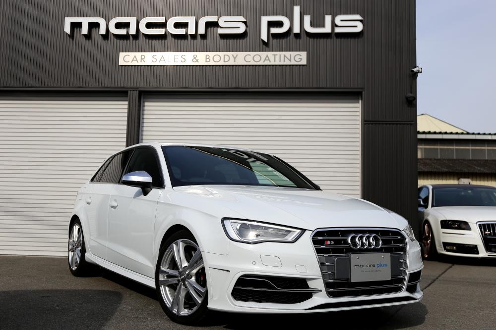 Audi S3/8V & 祝納車!!