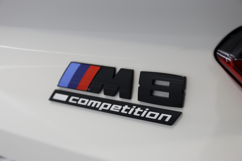 BMW M8 Gran Coupé Competition & 鏡面磨き施工+CERAMIC PRO 9H 4レイヤー施工!!