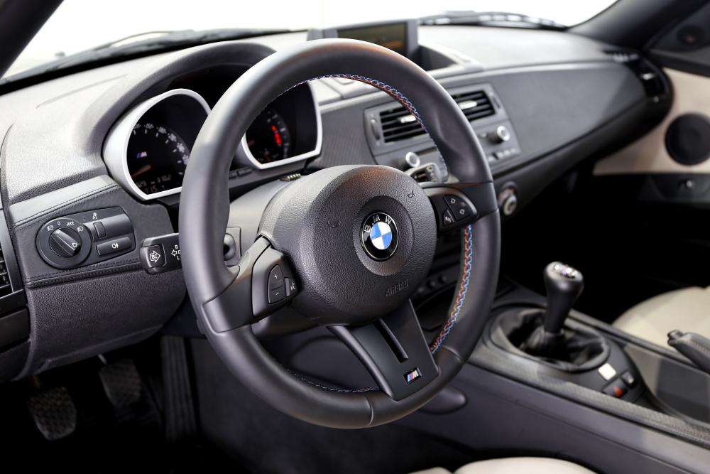 BMW E85/Z4M