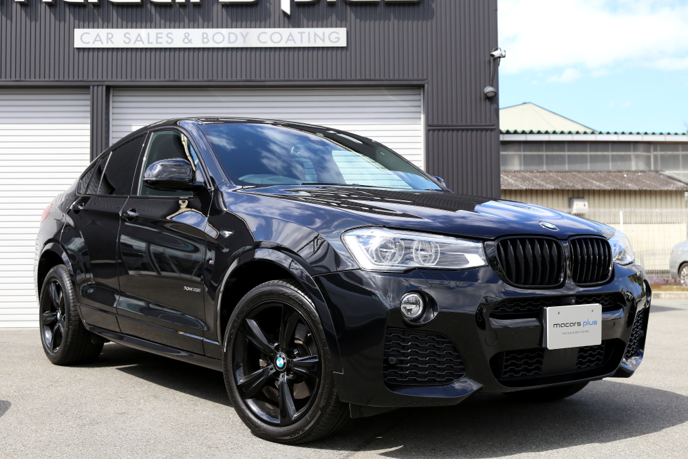 BMW X4 BLACKOUT