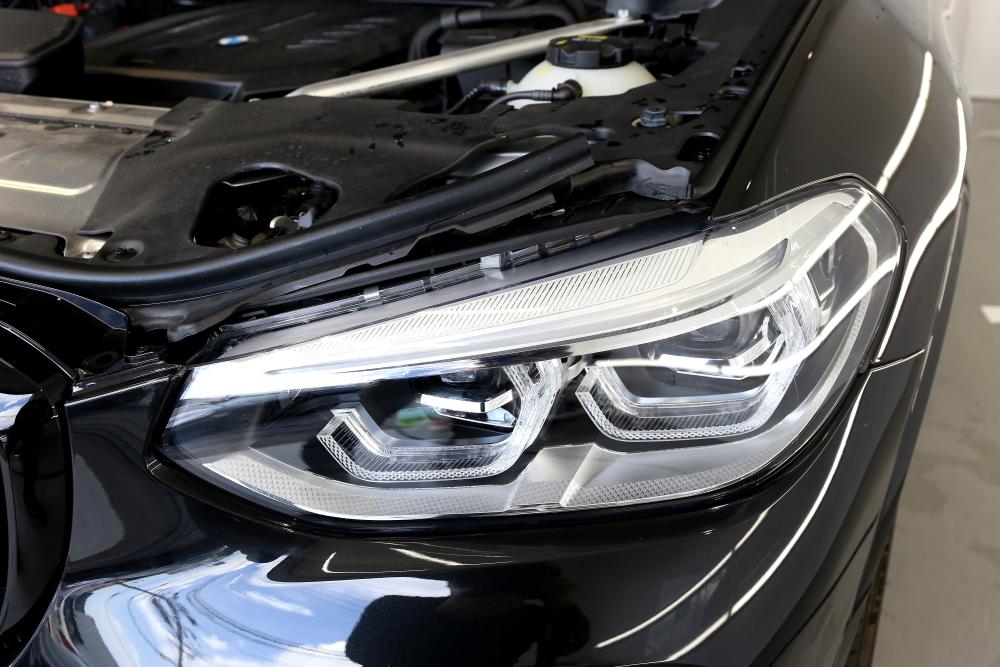 BMW G01/X3 & STEK DYNOshade施工!!