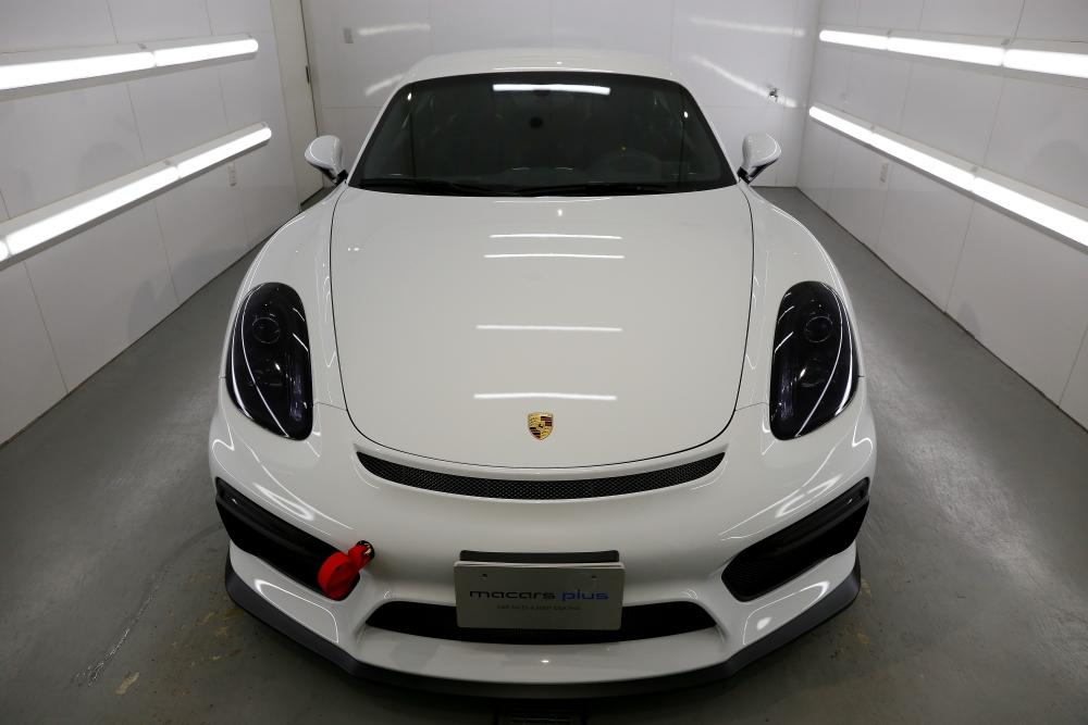 Porsche CaymanGT4
