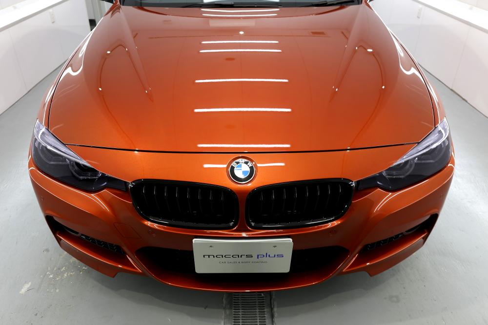 BMW F30/320d LCI EDITION SHADOW
