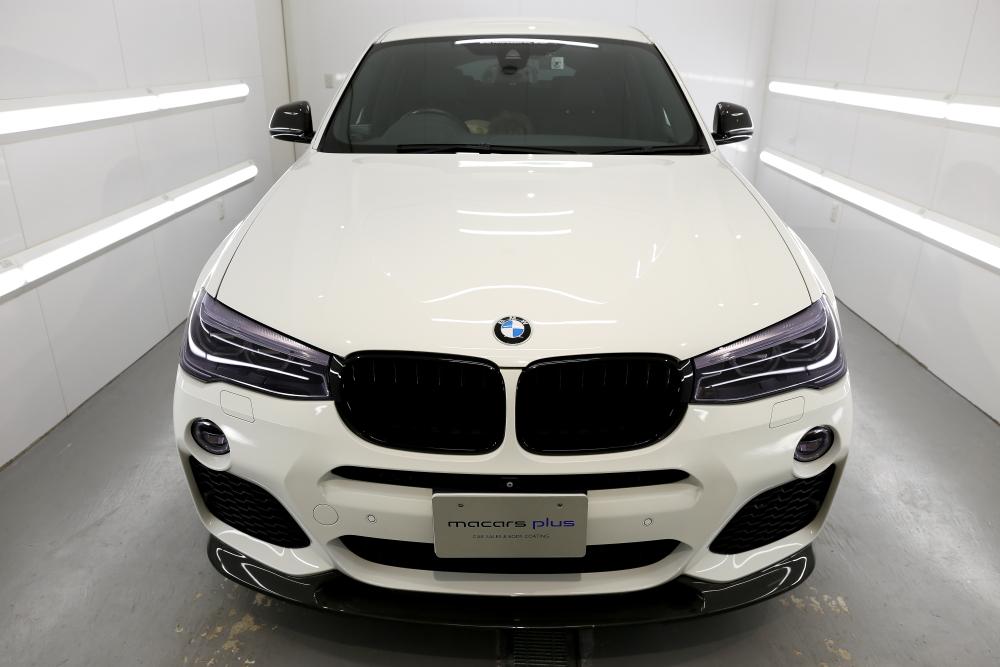 BMW F26/X4