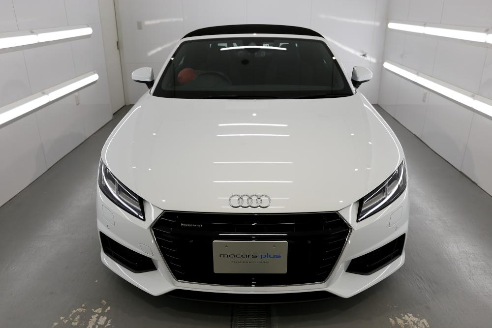 Audi TTR/8S S-LINE
