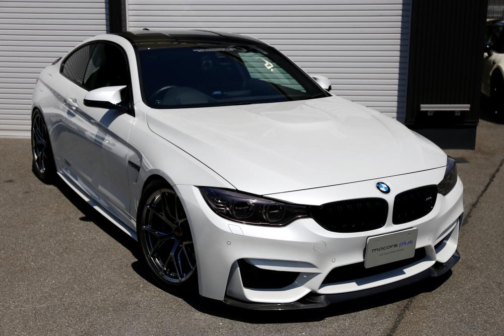 BMW F82/M4 & 祝納車!!