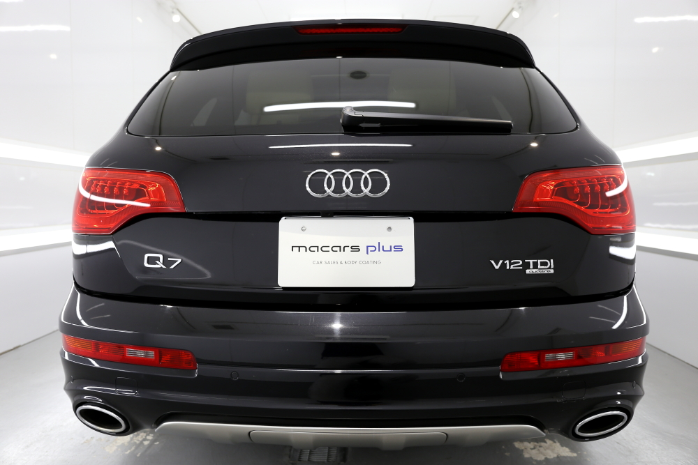 Audi Q7/V12 TDI