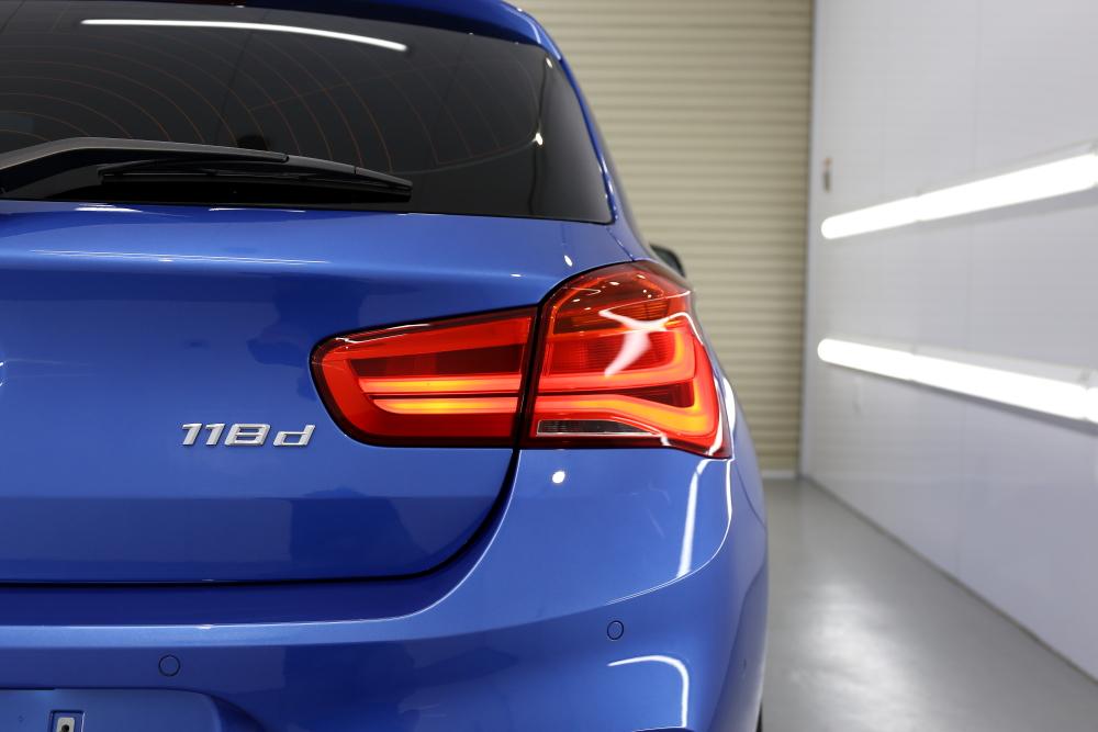BMW F20/118d LCI