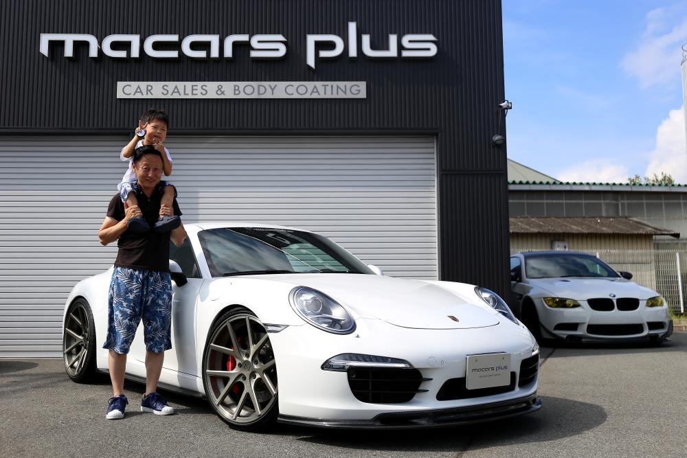 Porsche991/Carrera S