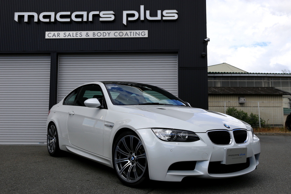 BMW E92/M3LCI &新着入庫車輛!!