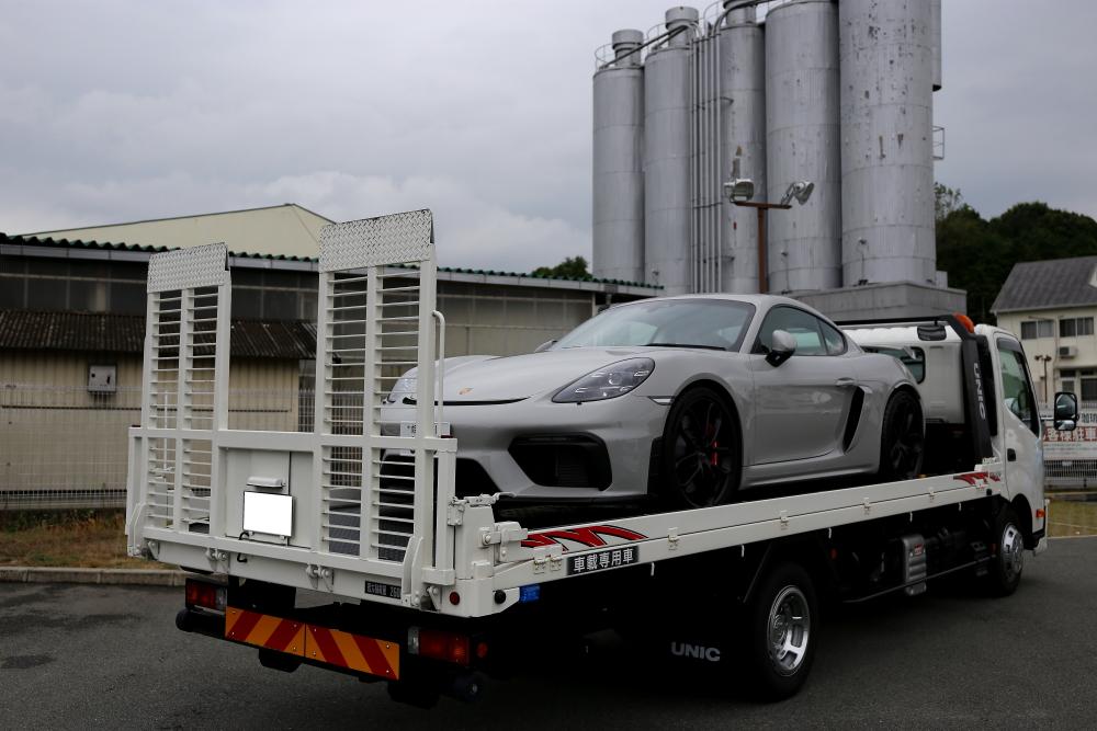 Porsche 718Cayman/GT4 & 新着入庫車輛!!